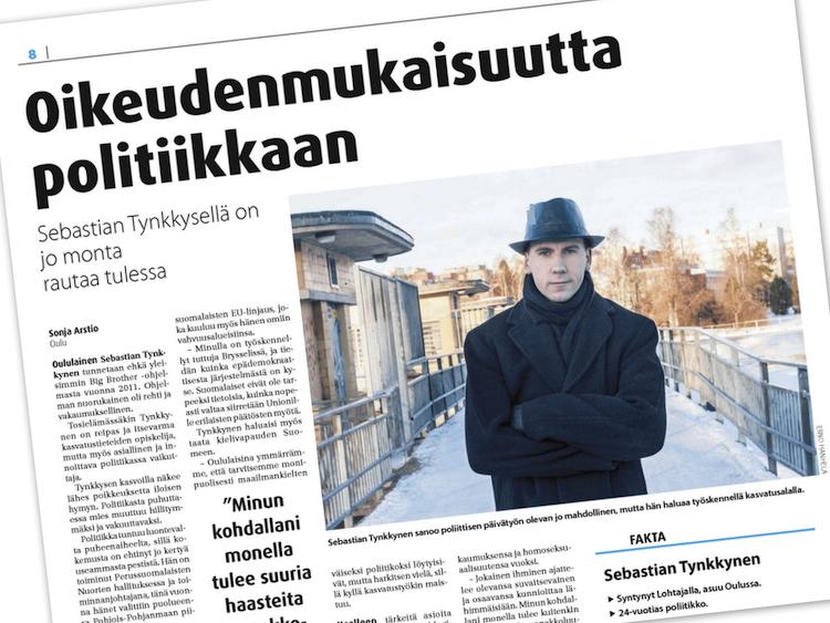 Kuva: Oulu-lehti