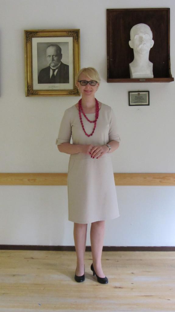 Eduskunnan puhemies Maria Lohela